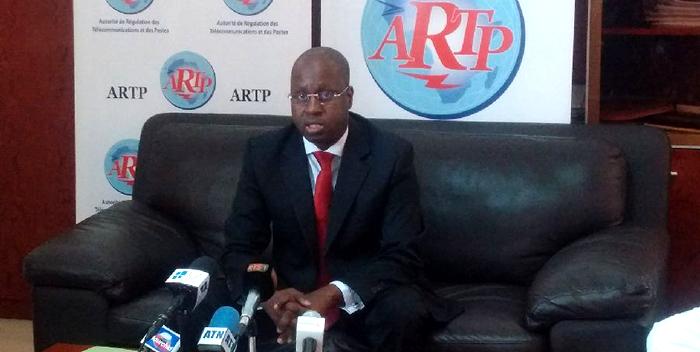 Abdou Karim Sall, Directeur général de l'ARTP