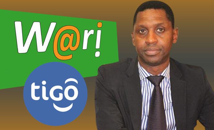 Kabirou Mbodje, le PDG du groupe Wari