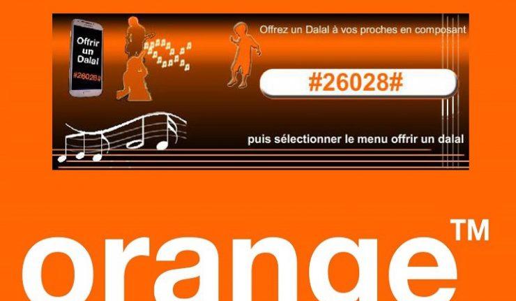 Orange Dalal Tones