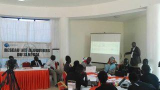 Ndadjetweetup N°11 organisé par le Réseau des Bloggueurs du Sénégal