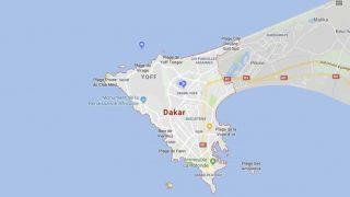 Dakar Maps